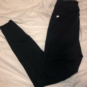 Fabletics Women Small Black High Waisted Leggings